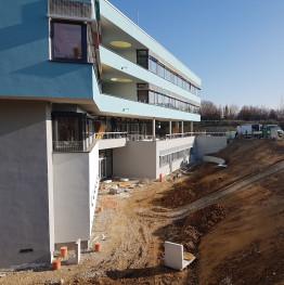 Neubau FES Stuttgart-Vaihingen