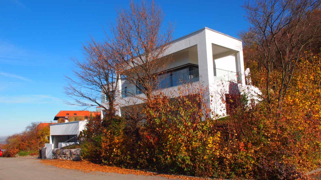 Umbau & Sanierung Wohnhaus am Ahlsberg